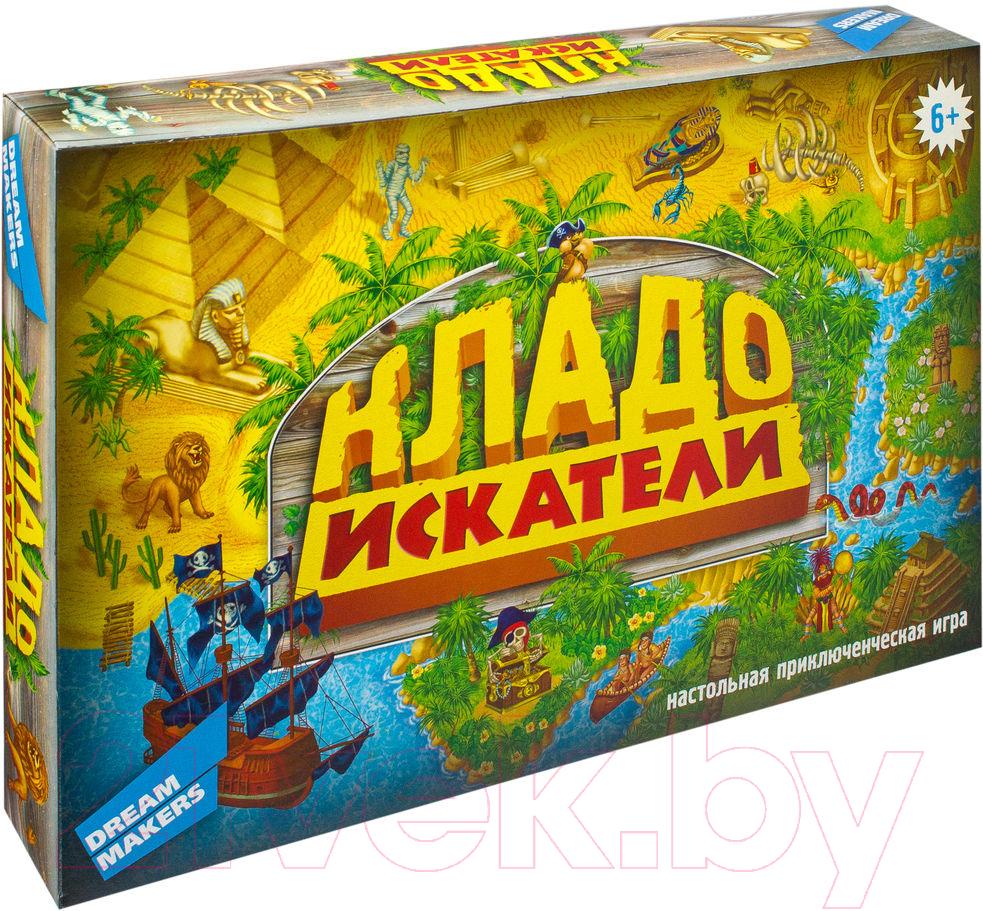 Купить Настольная игра Dream Makers, Кладоискатели / 1206H, Китай