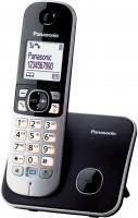 Беспроводной телефон Panasonic KX-TG6811 (черный) -