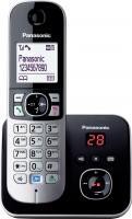 Беспроводной телефон Panasonic KX-TG6821 (черный) -