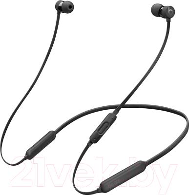 Наушники Beats BeatsX Earphones (MLYE2ZM/A) (черный)