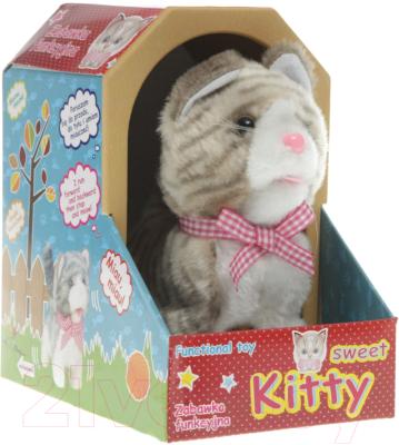 Интерактивная игрушка Jamina Веселый котенок 9307-3G