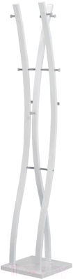 Вешалка для одежды Halmar W50 (белый)