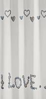 Шторка-занавеска для ванны Sealskin 233481310 -
