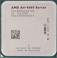 Процессор AMD A4-4000 BOX (AD4000OKHLBOX) -