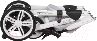 Детская универсальная коляска Riko Nano Ecco 3 в 1 (01/olive)