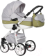 Детская универсальная коляска Riko Nano Ecco 3 в 1 (01/olive) -