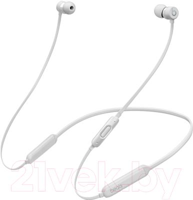 Наушники-гарнитура Beats BeatsX / MLYF2ZM/A (белый)