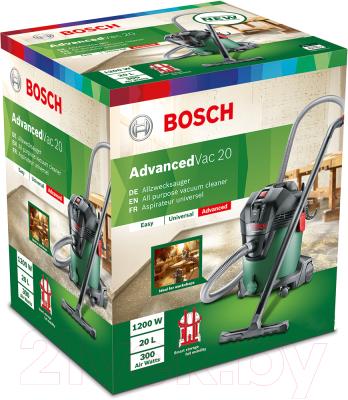 Пылесос Bosch Advanced Vac 20 (0.603.3D1.200)