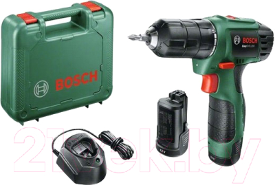 Аккумуляторная дрель-шуруповерт Bosch EasyDrill 1200 (0.603.9A2.10B)