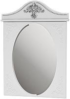 Зеркало для ванной Bliss Жозефина / 0541.5 (патина серебро) -