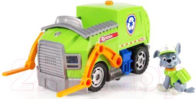 Автомобиль игрушечный Spin Master Щенячий патруль. Большой автомобиль спасателей 16637