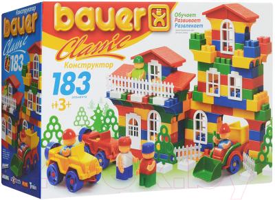 Конструктор Bauer Classic 198 (183эл)