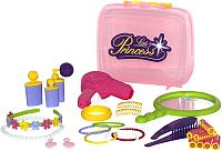 Набор аксессуаров для девочек Полесье Маленькая принцесса №2 / 47311 (в чемоданчике) -