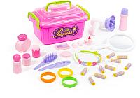 Набор аксессуаров для девочек Полесье Маленькая принцесса №7 / 53497 (в контейнере) -