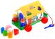Развивающая игрушка Полесье Игровой дом / 6202 (в сеточке) -