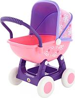 Коляска для куклы Полесье Arina №2 4 колеса / 48219 -