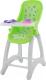 Аксессуар для куклы Полесье Стульчик Беби №2 / 48011 (салатовый) -