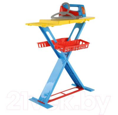 Утюг игрушечный Полесье Утюжок 2x1 / 43467 (в коробке)
