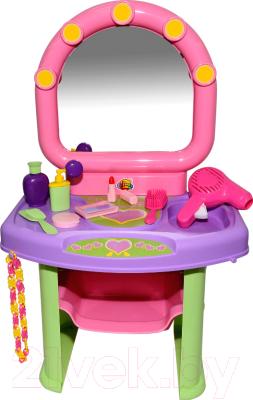 Туалетный столик Полесье Салон красоты / 53039 (в пакете)