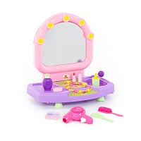 Туалетный столик игрушечный Полесье Салон красоты Милена / 53428 -