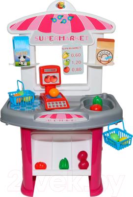 Магазин игрушечный Полесье Супермаркет / 53404 (в пакете)