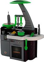Детская кухня Полесье Laura с варочной панелью / 49896 (в пакете) -