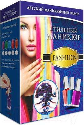 Набор для создания косметики КАРРАС Стильный маникюр. Fashion (M008)