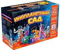 Набор для опытов КАРРАС Master IQ. Инопланетный сад (X021) -