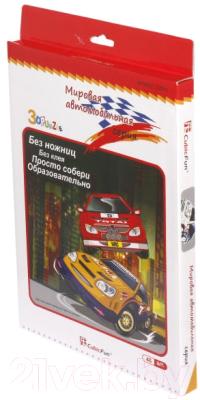 Сборная игрушка CubicFun Гоночные машины (C037h)