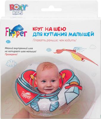Круг для купания Roxy-Kids Рыцарь Flipper FL006