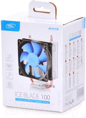 Кулер для процессора Deepcool Ice Blade 100 (DP-MCH1D8-IB100)
