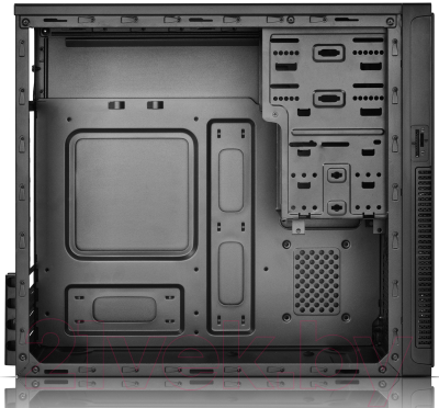 Корпус для компьютера Deepcool Frame / DP-MATX-DPFRAME