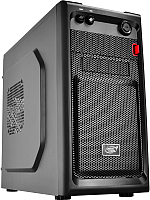 Корпус для компьютера Deepcool Smarter / DP-MATX-SMTR (черный) -