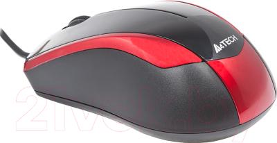 Мышь A4Tech V-Track N-400-2
