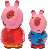 Игрушка для ванной Peppa Pig Чистюля или грязнуля (30219) -