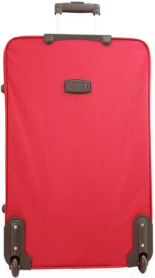 Чемодан на колесах Bellugio WA-6023L (красный)