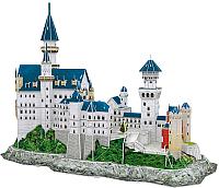 Сборная модель CubicFun Замок Нойшванштайн (MC062h) -