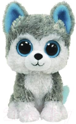 Мягкая игрушка TY Beanie Boo's Волчонок Slush / 36006