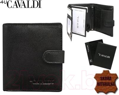 Портмоне Cedar Cavaldi 0720L-BS (черный)
