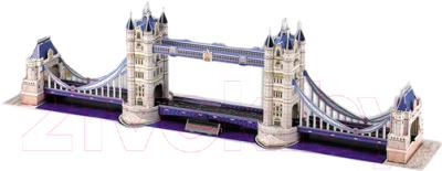 Сборная модель CubicFun Тауэрский мост (MC066h)