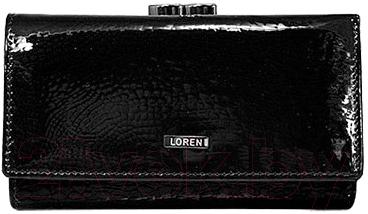 Портмоне Cedar Loren 55020-RS (черный)