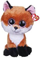 Мягкая игрушка TY Beanie Boo's Лисенок Slick / 36159 -