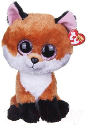 Мягкая игрушка TY Beanie Boo's Лисенок Slick / 36159