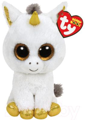 Мягкая игрушка TY Beanie Boo's Единорог Pegasus / 36179
