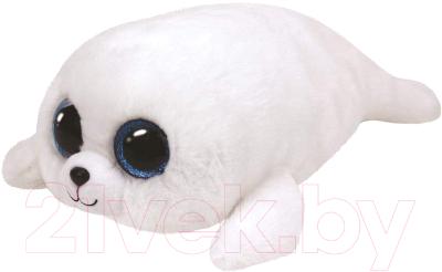 Мягкая игрушка TY Белый тюлень Icing / 37046