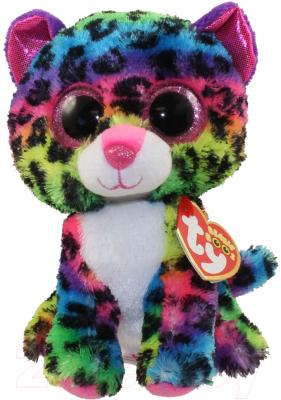 Мягкая игрушка TY Beanie Boo's Леопард Dotty / 37189