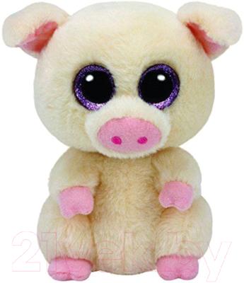 Мягкая игрушка TY Beanie Boo's Поросенок Piggley / 37200