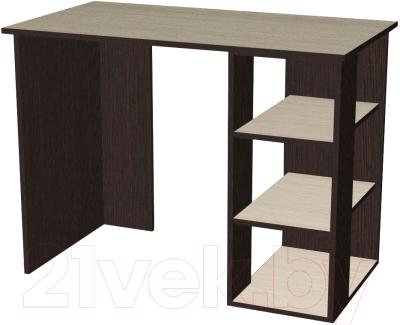 Письменный стол Мебель-Класс Имидж-1 (венге/дуб шамони)