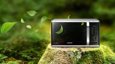Микроволновая печь Samsung MG23K3575AK (MG23K3575AK/BW) - презентационное фото 3