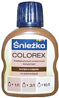 Колеровочный пигмент Sniezka Colorex 74 (100мл, коричневый) -